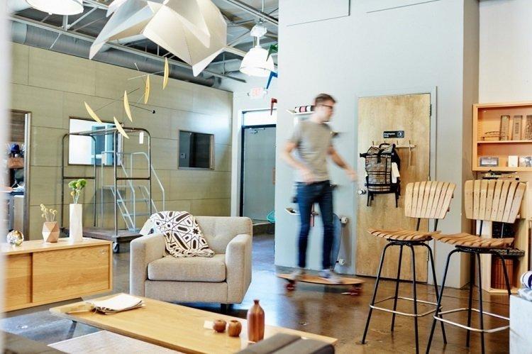 Modern Furniture Workshop shops we love: forage modern workshop - dwell