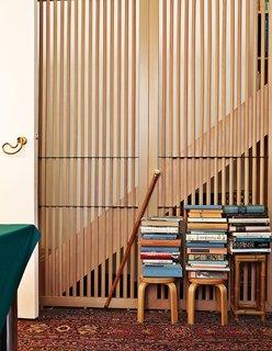 Elegant Milan Home of Designer Gae Aulenti - Photo 3 of 6 -