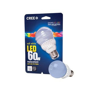 Efficient and Affordable Cree LED Bulb - Photo 1 of 1 -