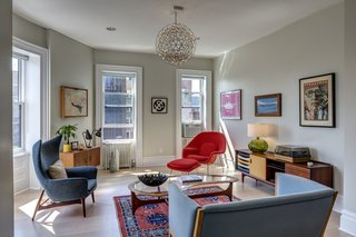 A Transformative Apartment Renovation in BrooklynDwell