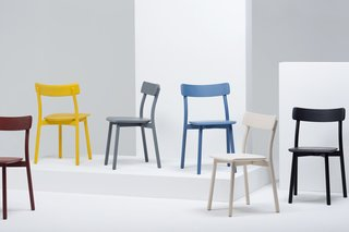 Chiaro Chair by Leon Ransmeier for Mattiazzi - Photo 1 of 5 -