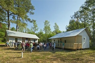 Sustainable, Rural Design by Auburn's Rural Studio - Photo 3 of 4 -