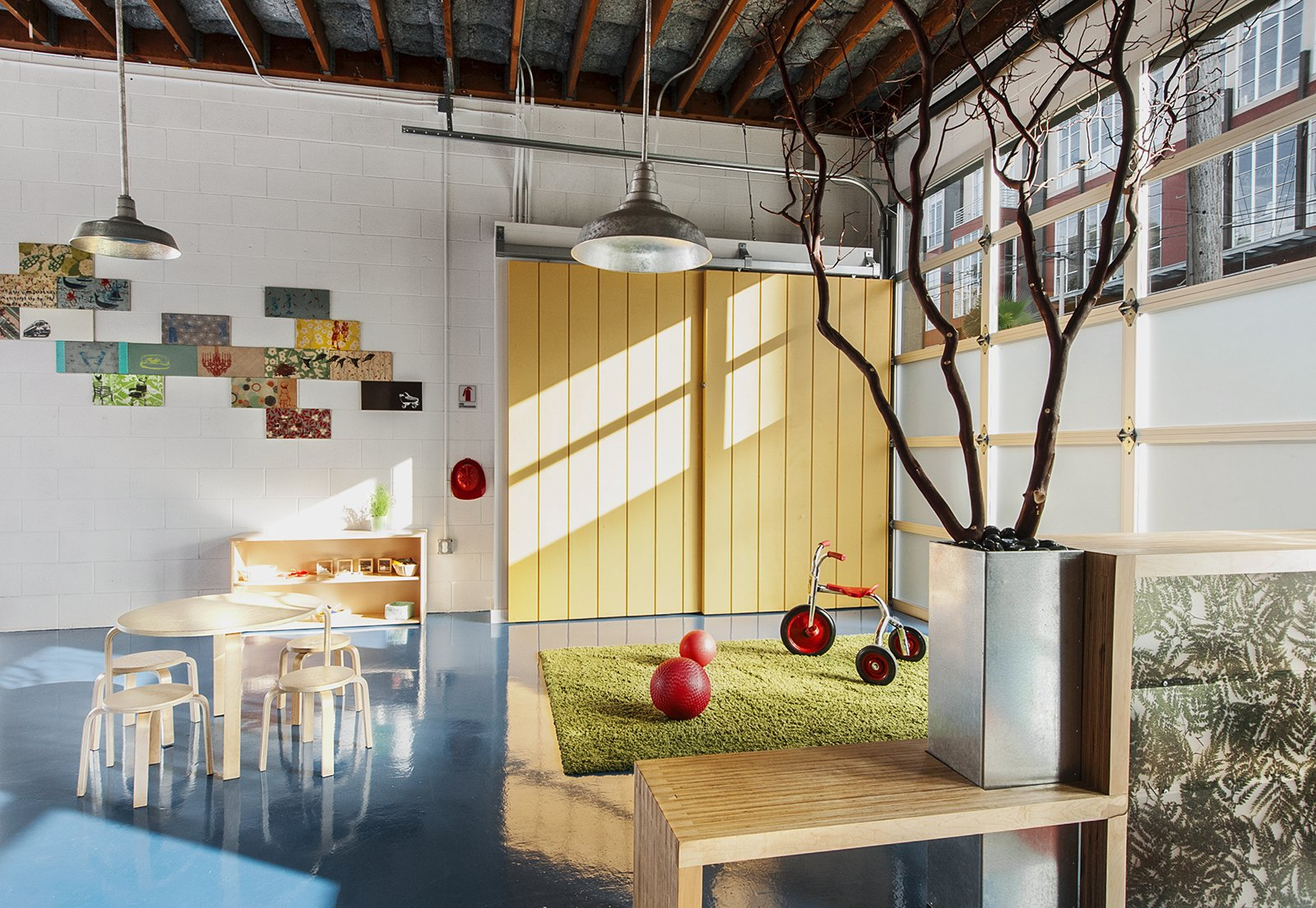 A Modern Preschool In San Francisco Collection Of 6 Photos By Diana Budds Dwell