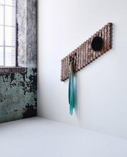 A Dutch Designer's Tessellating Coat Rack - Photo 1 of 4 -