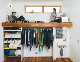 """Where Should I Keep My...?"": Solving the Ultimate Small Space Dilemmas"