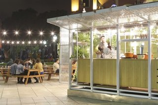 You'll Yearn For Summer After You See This Prefab Bar - Photo 1 of 6 -