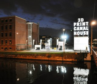 3-D Printed Canal House in Amsterdam - Photo 3 of 5 -