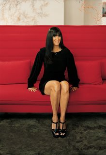 Celebrity matchmaker Patti Stanger reviews 5 love seats - Photo 1 of 1 - Cuddle up with these love seats, and meet your match. Whether you're feeling raunchy or romantic, we've got a seat that fits.