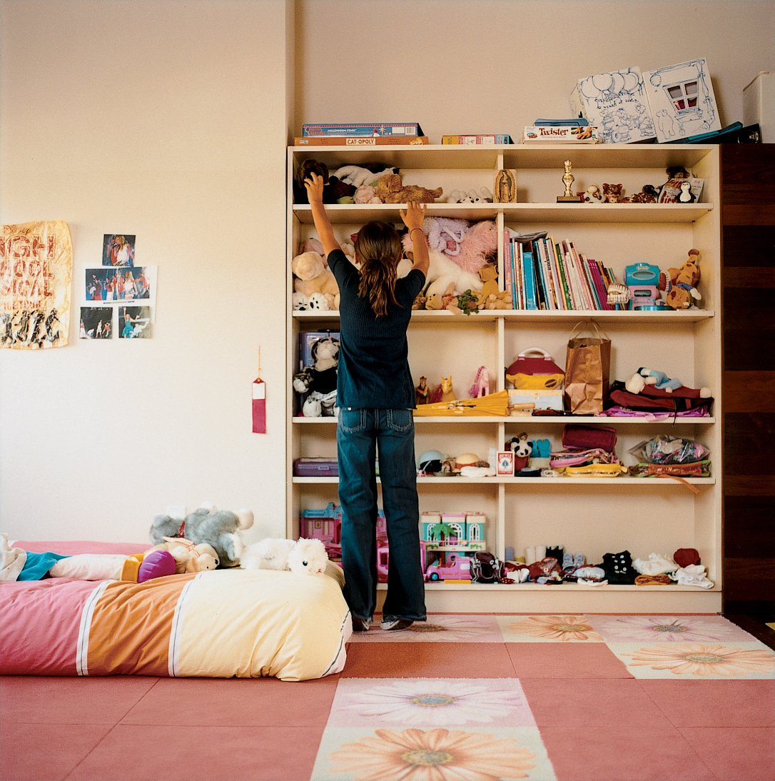 Olivia's bedroom. Tagged: Kids Room.  Bedroom by Siyuan Han from Double the Pleasure