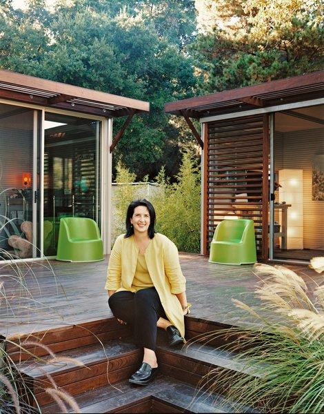 Garden editor Debra Prinzing.
