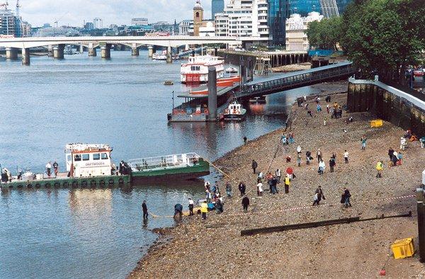 Deborah Leach and Thames21 - Photo 1 of 2 -