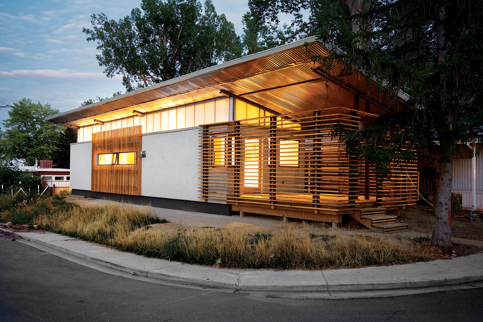 Upwardly mobile homes dwell for Modern mobel design