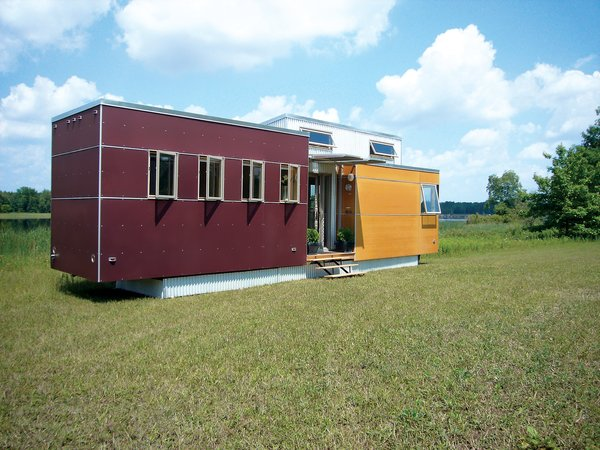 Dwell Upwardly Mobile Homes