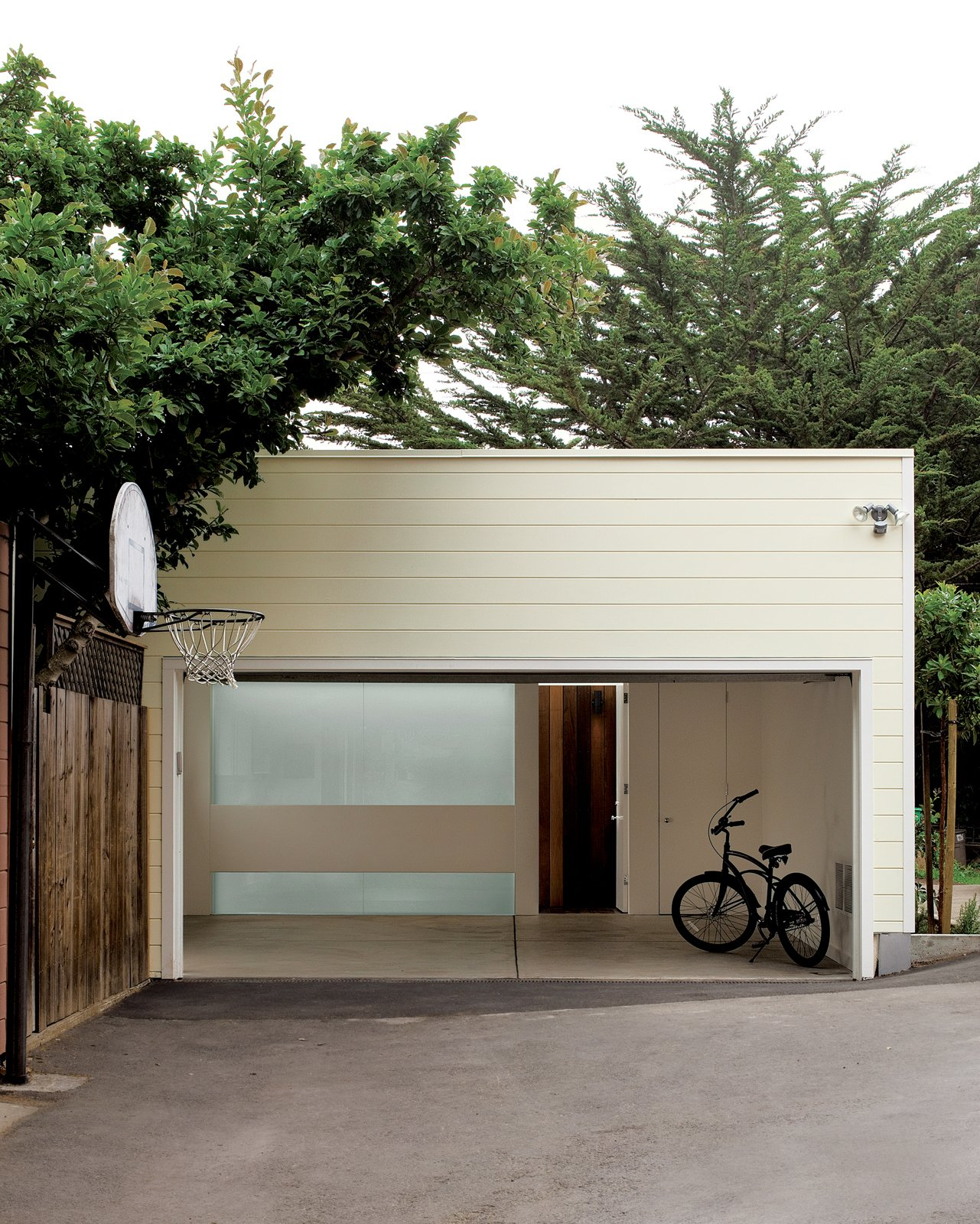 Architect Cary Bernstein transformed a dated garage into a modern playroom for clients in San Francisco. Tagged: Garage and Detached Garage.  Photo 1 of 4 in A Garage Converted Modern Playroom