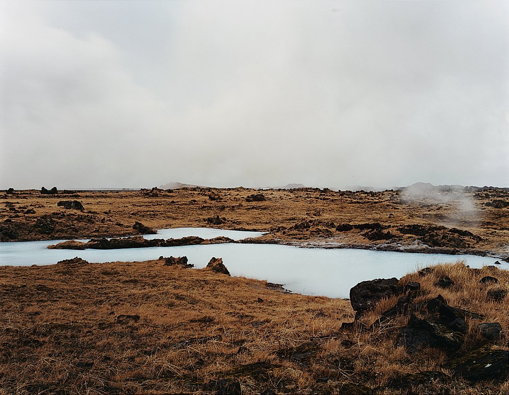Geothermal activity is nothing new.  Photo 7 of 13 in Reykjavík, Iceland