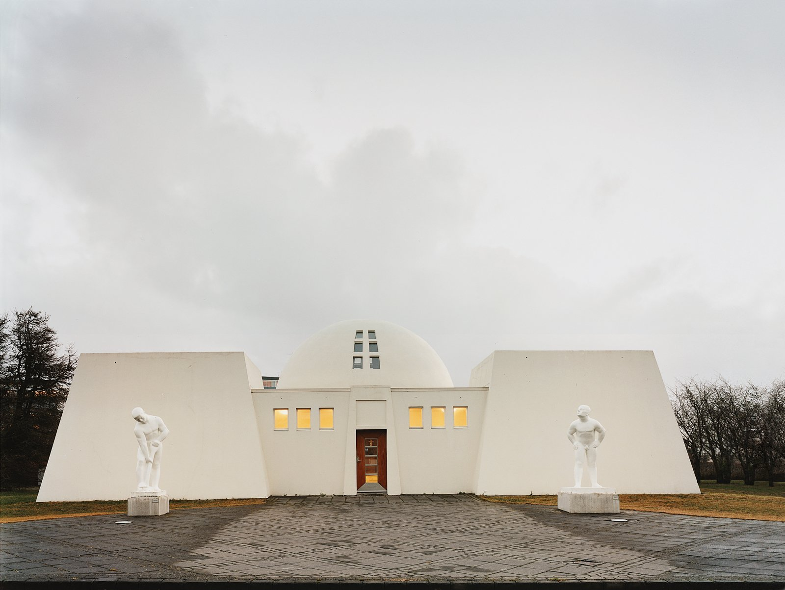 The Asmundur Sveinsson Collection is worth visiting for the architecture as much as the sculpture.