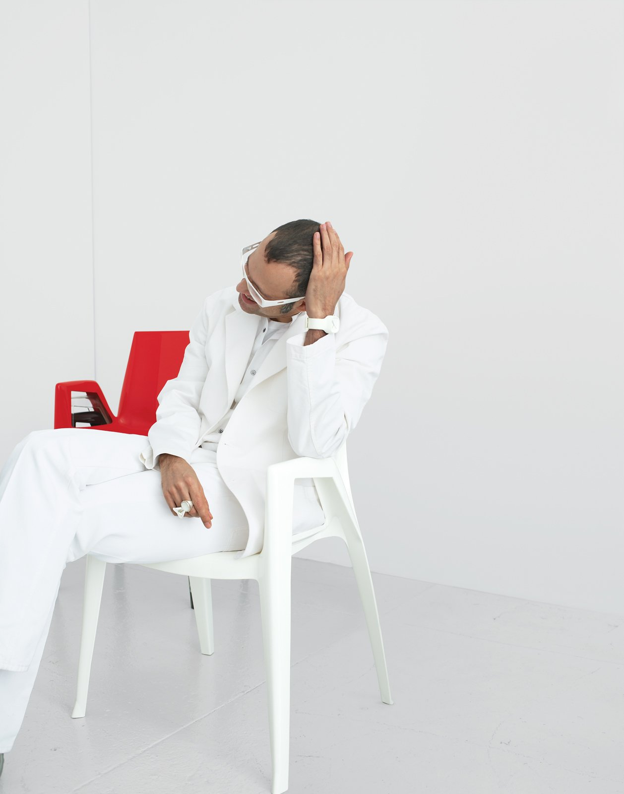 Photo 1 of 4 in Karim Rashid Picks the Top 4 Luxury Plastic Chairs