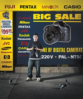 Photographer Steve Reczkowski Reviews 5 Digital Cameras