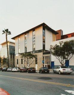 Modern Mixed Use in San Diego - Photo 3 of 11 - The Schafers' building, The Merrimac, built in 1999, is one of San Diego's first modern, mixed-use redevelopment projects.