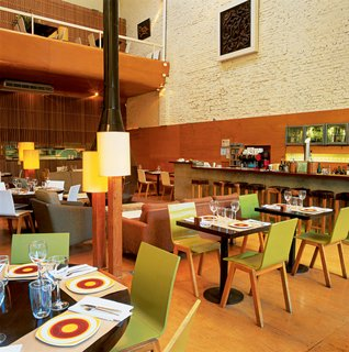 Ølsen, a hip restaurant in Palermo Soho, specializes in contemporary Swedish cuisine and serves Sunday brunch until 8 p.m.