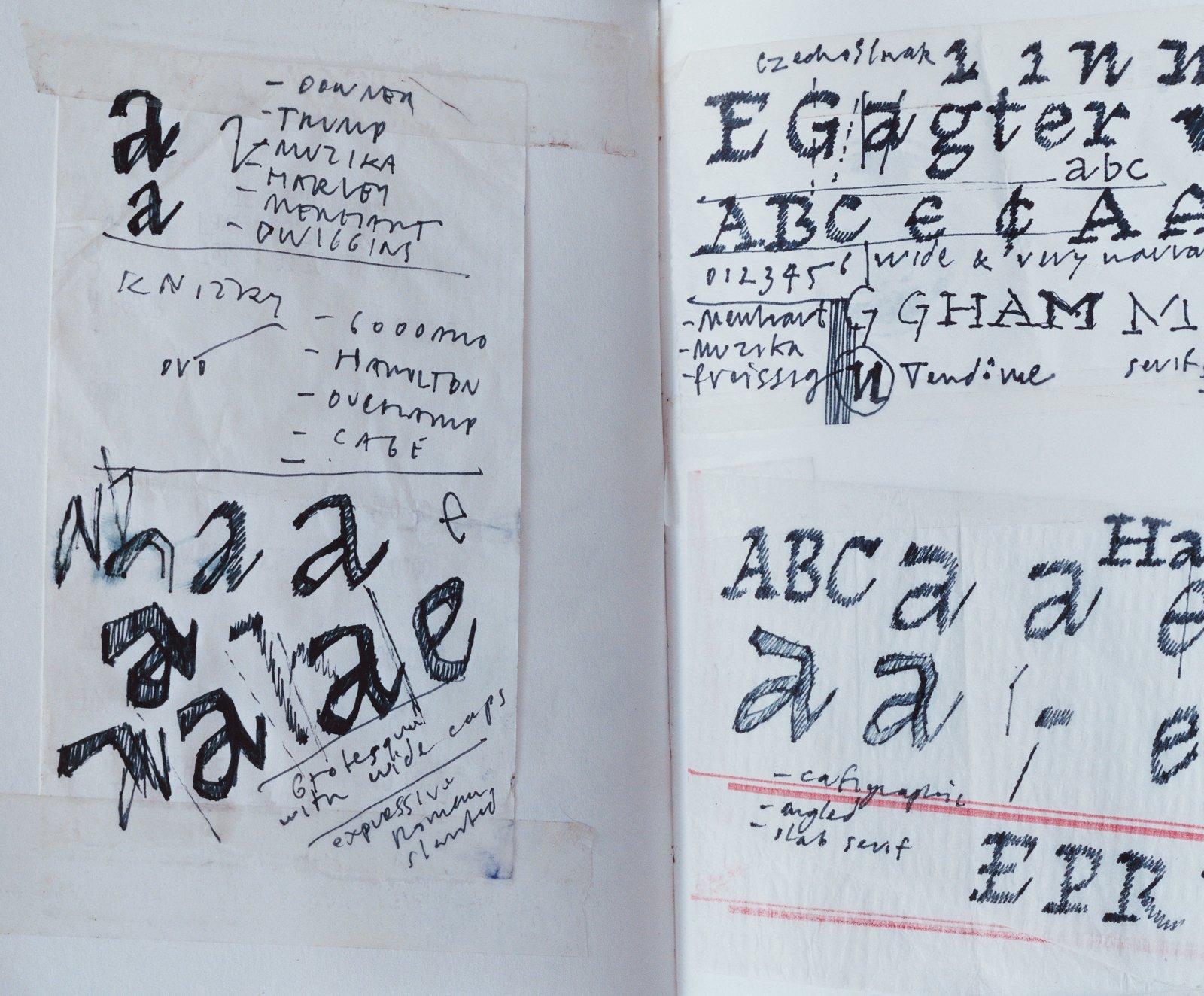 Photo 12 of 18 in Typographer Focus: Peter Biľak