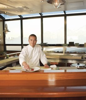 Sushi chef Susumu Ueda Reviews 6 Energy-Efficient Refrigerators - Photo 1 of 1 -