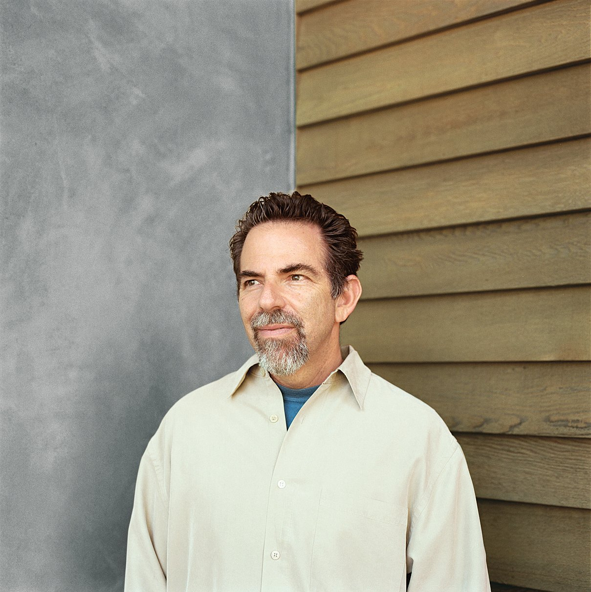 Andy Lipkis, founder and president of TreePeople, a nonprofit in Los Angeles.