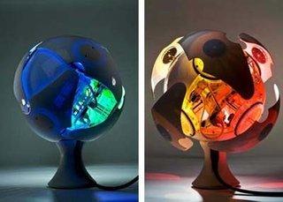 Shaping-Shifting Desktop Lamp Mimics Natural Light…Artificially. - Photo 1 of 1 -