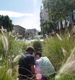 2nd Annual Park[ing] Day LA - Photo 1 of 1 -