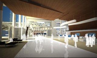 SFO's Terminal Two Takes Off