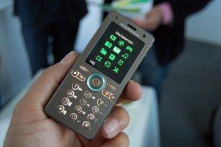 Sony Ericsson's Eco-Friendly GreenHeart - Photo 1 of 1 -