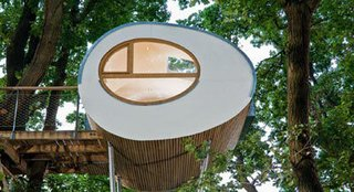 Prefab Treehouses - Photo 1 of 1 -