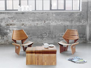Grete Jalk Plywood Chair - Photo 1 of 1 -