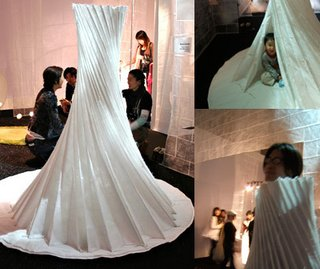 Tippie Tent At Tokyo Design Week - Photo 1 of 1 -