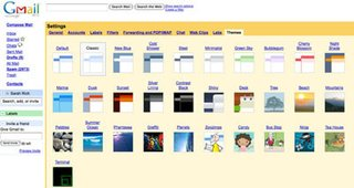 Gmail Theme Lab - Photo 1 of 1 -