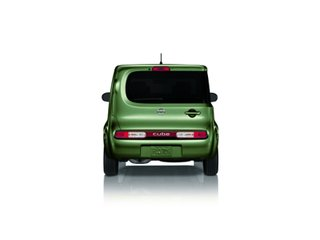 Totally Cube-ular: Nissan Unveils 2009 Cube - Photo 1 of 1 -