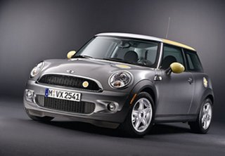 The Mini-E Revealed