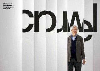 Wim Crouwel—Miami's Graphic Designer du Jour - Photo 3 of 3 -
