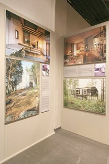 My Paradise: A Hundred Years of Finnish Architects' Summer Homes Exhibit at AIA San Francisco gallery - Photo 1 of 1 -
