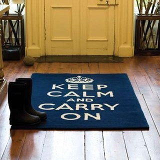 Keep Calm and Carry On - Photo 1 of 1 -