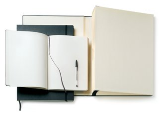 Moleskine's New Folio Collection – It's BIG! - Photo 1 of 1 -