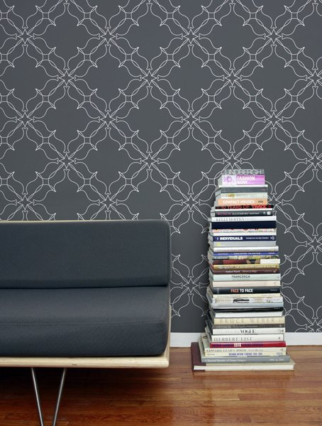Aimee Wilder Loops wallpaper pattern.