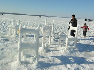 Ice and Snow Furniture - Photo 1 of 1 -