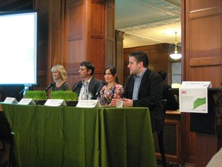 Ace Sustainable Symposium: Talking About Green - Photo 1 of 1 -