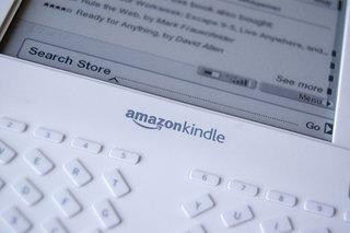 Amazon's Kindle 2 - Photo 1 of 1 -