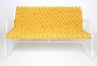 Pleats-Pleats Sofa - Photo 1 of 2 -