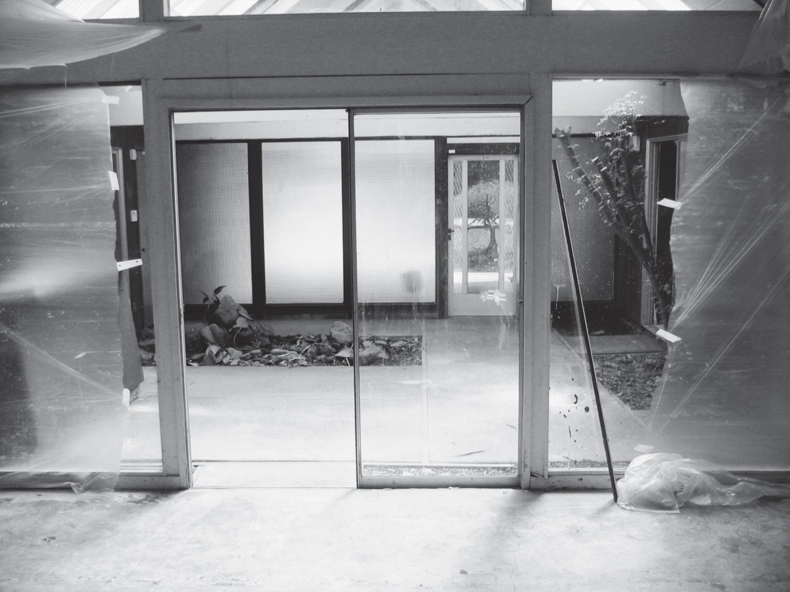 Jennifer and Mattias Segerholt's home in southwest Portland, Oregon, presented a dismal picture upon initial inspection.  Photo 4 of 15 in A Mid-Century Modern Home in Southwest Portland