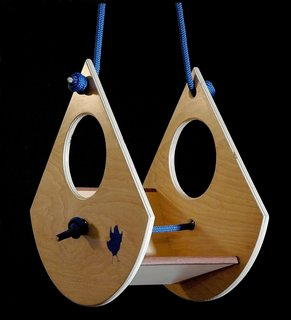 Little Bird Swing - Photo 1 of 2 - The Little Bird Swing by Christopher Campbell