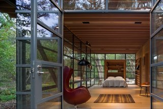 Caretaker's Cottage and Office by Bohlin Cywinski Jackson<br><br>Merit Award winner for Excellence in Architecture