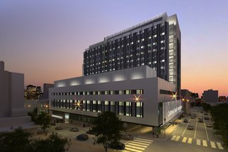 California Pacific Medial Center - Cathedral Hill Hospital by SmithGroup<br><br>Honor Award for Integrated Project Delivery